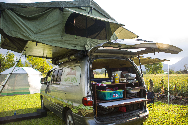 Rental campervan costa rica