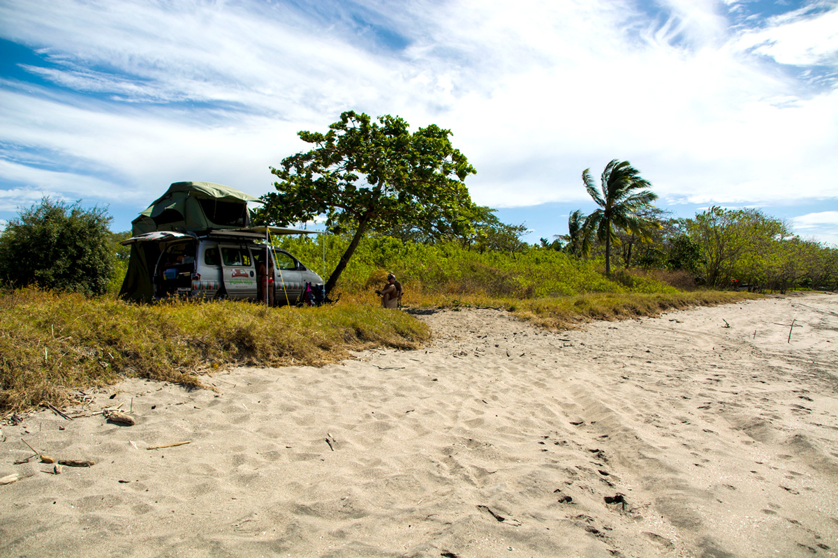 Campervan costa rica rental