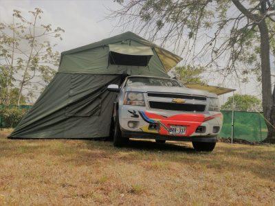 Roof Top Tent Costa Rica