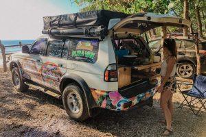 campervan rental costa rica