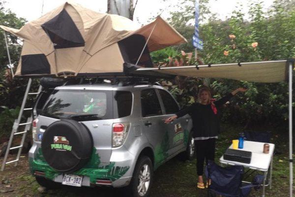 4x4 campervan
