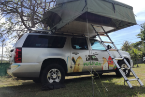 campervan rental costa rica